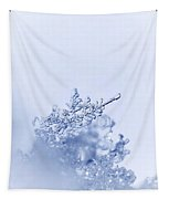 Ice Crystals Tapestry