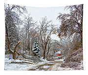 Ice Storm...day 6 Tapestry