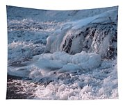 Iced Water Tapestry