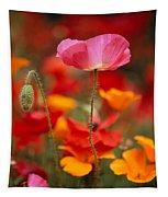 Iceland Poppies Papaver Nudicaule Tapestry