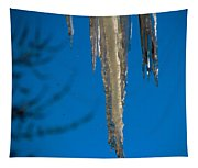 Icicles 1 Tapestry