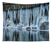Icicles 2 Tapestry
