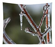 Icy Branch-7463 Tapestry