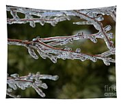 Icy Branch-7482 Tapestry