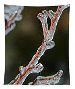 Icy Branch-7512 Tapestry