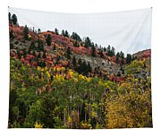 Idaho Colors In Fall Tapestry