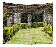 Idyllic Garden Tapestry