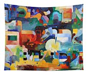 If I Forget Yerushayim Tapestry