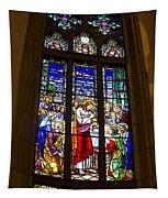 Igreja Luterana De Petropolis Brazil Tapestry