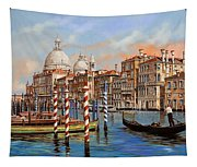 Il Canal Grande Tapestry