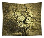 Illusion Tree Tapestry