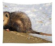 I'm A Possum Tapestry
