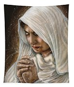 Immaculate Conception - Mothers Joy Tapestry