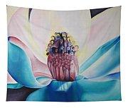 Imogen Flower Tapestry