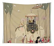 Imperial Procession Tapestry