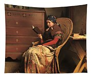 In A Pine Wood Tapestry