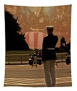 In Honor Of Our Fallen Heroes Tapestry