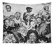 In Praise Of Jazz V Tapestry