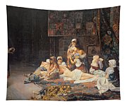 In The Harem Tapestry