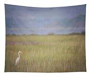 In The Marsh  Tapestry