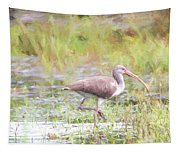 In The Pasture Grass Tapestry