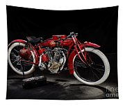 Indian 8-valve Racer Tapestry