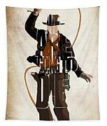 Indiana Jones Vol 2 - Harrison Ford Tapestry