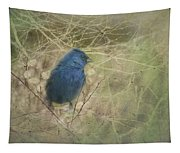 Indigo Blue Tapestry