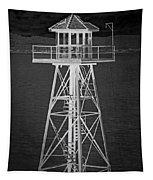 Industrial Alcatraz Tapestry