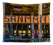 Industrial Strength Graffiti  Tapestry