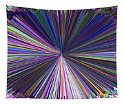 Infinity Abstract Tapestry
