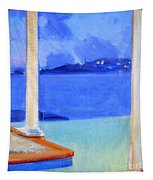 Infinity Pool At Twilight Tapestry