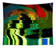 Infinity Rainbow River 1 Tapestry