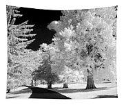 Infrared Delight Tapestry