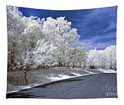 Infrared Road Tapestry
