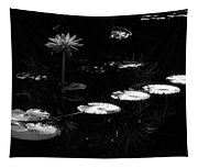 Infrared - Water Lily And Lily Pads Tapestry