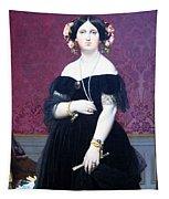 Ingres' Madame Moitessier Tapestry