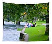 Inistioge Friends Tapestry