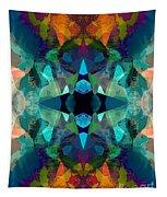 Inkblot Imagination Tapestry