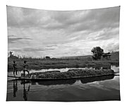 Inle Lake In Burma Tapestry