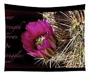 Inner Strength Tapestry