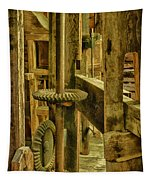 Inner Workings Of Mingus Mill Tapestry
