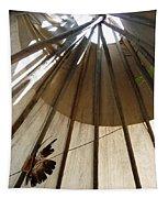 Inside The Tipi Tapestry