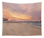 Inspirational Theater Old Orchard Beach  Tapestry