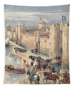 Interview Of Aigues-mortes Tapestry