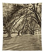 Into The Deep South - Paint 2 Sepia Tapestry