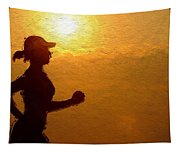 Into The Sunset Tapestry