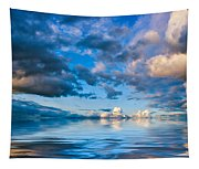 Into The Wild Blue Yonder Tapestry