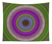 Introspection - Energy Art By Sharon Cummings Tapestry