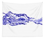 Involutions - Blowing Spray Tapestry